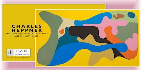 Charles Heppner | Introspective: Translating Beauty tickets