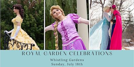Royal Garden Celebration tickets