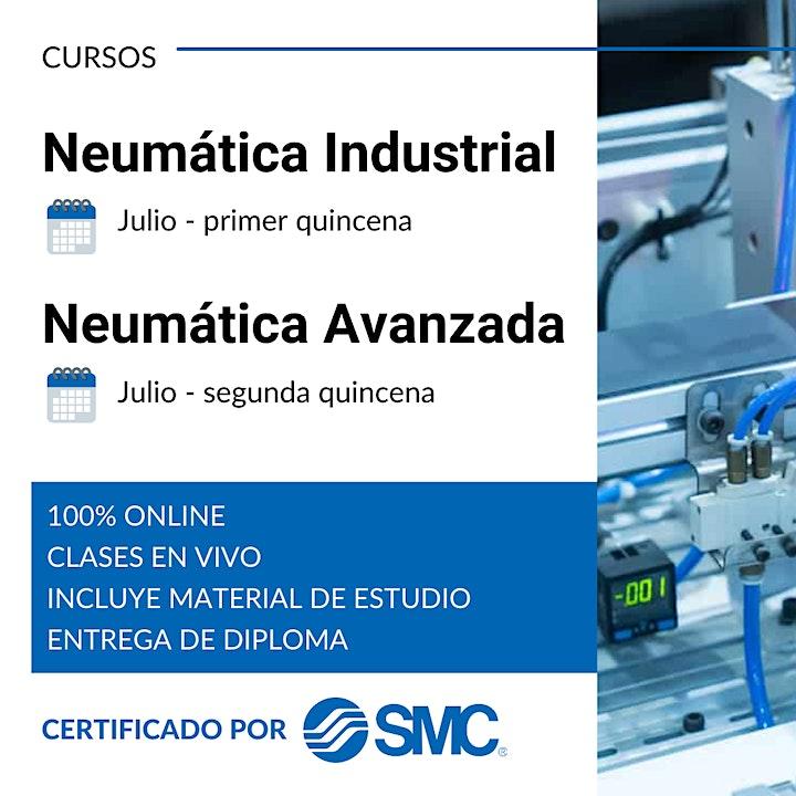 Imagen de Capacitación de Neumática Industrial