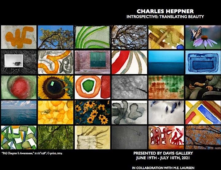 Charles Heppner | Introspective: Translating Beauty image