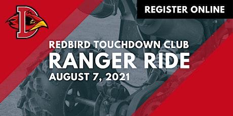 Ranger Ride tickets