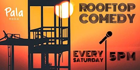 Rooftop Comedy 2.3 - summer summer summer time Tickets