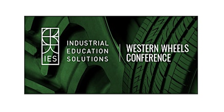 IES PRESENTS: WESTERN WHEELS TRAINING CONFERENCE tickets