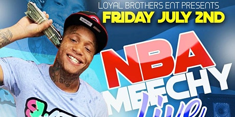 NBA Meechy Baby // Club Empire - Hattiesburg, MS tickets