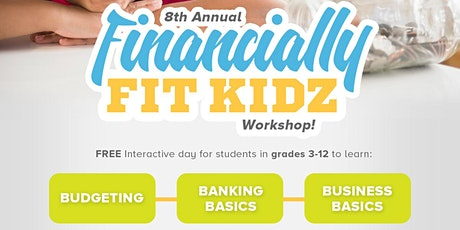 8th Annual Financially Fit Kidz Workshop tickets