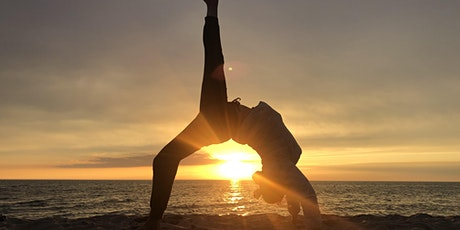 Sunrise Yoga at Ohio Street Beach (60 minutes) tickets