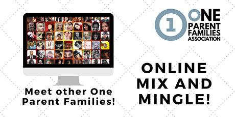 One Parent Families Mix and Mingle - July tickets