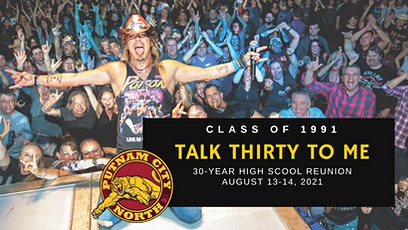 Putnam City North Class of 1991 30-Year Reunion tickets