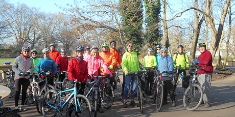 Bread pudding ride to Little Bookham tickets