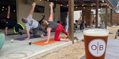 Beer Breath - Yoga & Brew tickets