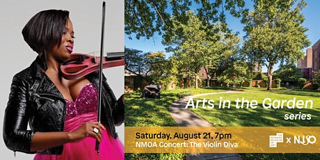 Concert: Charisa Rouse, The Violin Diva tickets
