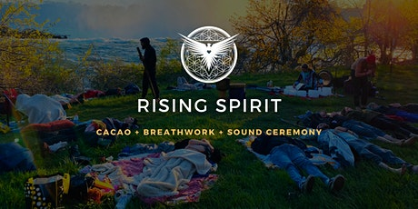 Rising Spirit Cacao and Breathwork Ceremony tickets