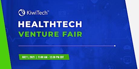 HealthTech Venture Fair tickets