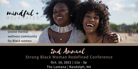 2nd Annual Strong Black Woman Redefined Conference tickets