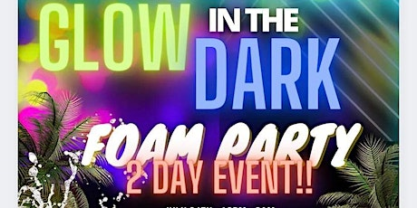 Pop out at Night Glow Party tickets