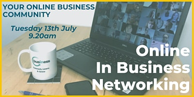 In Business Networking Online