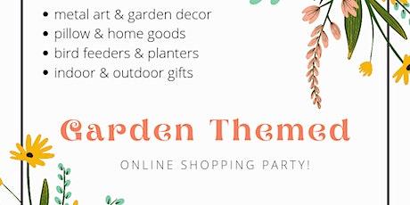 Online Garden Party tickets