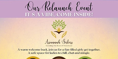 Assunnah Sister's Presents: It's a vibe, come inside! tickets