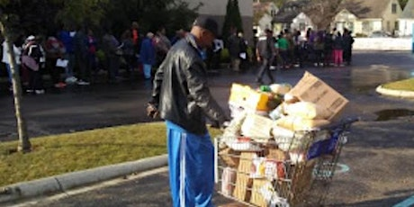 New Providence Baptist Church 20th Annual Free Food and Clothing Giveaway tickets