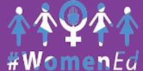 #WomenEd Scotland End of Term Celebration tickets
