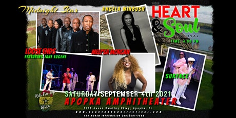 The Heart & Soul Music Festival tickets