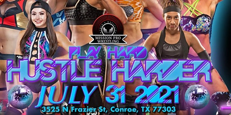"MPW presents "" Play Hard Hustle Harder"" tickets"