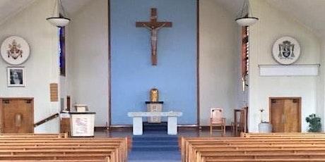 Sunday Mass, 20 June 2021 @ 10.00am tickets