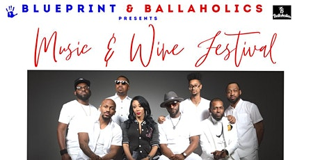 Music and Wine Festival @ The Garden tickets