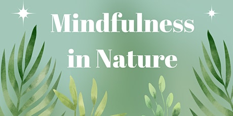 Mindfulness in Nature tickets