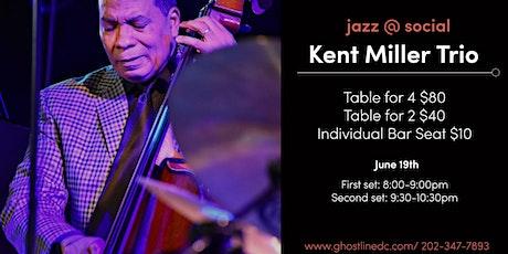 Live Jazz: TNEK Jazz Trio (show 2) tickets