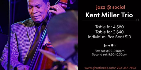 Live Jazz: TNEK Jazz Trio (show 1) tickets