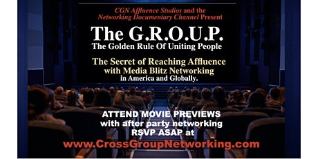 CrossGroup Networking Documentary Channel & eTV Blitz Media Networking tickets