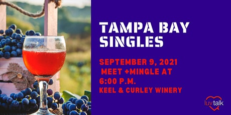 Tampa Bay  Professional Singles Wine Mixer tickets