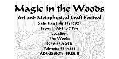 Magic in the Woods tickets