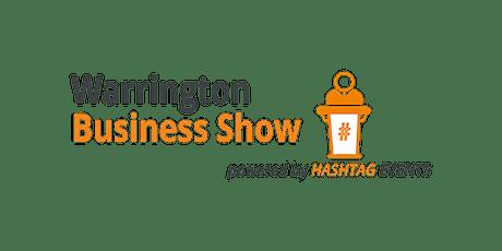 Warrington Business Show Online 2021 tickets