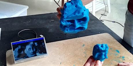 Face Detected: Workshop computer portretten tickets