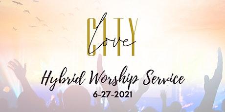 Love City Church Hybrid Worship Experience tickets