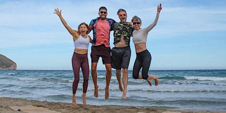 Beginners AcroYoga & Beach Fun Holiday in Estoril, Portugal (4 Days) bilhetes