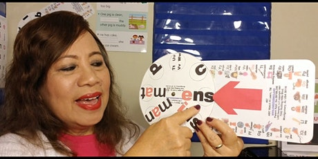 Virtual Reading Enrichment-Reading Readiness Pre-K, K-1 Webinar tickets