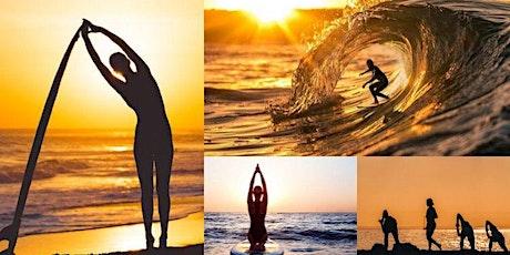 Yoga & Surf Retreat in Estoril, Portugal (4 Days) bilhetes