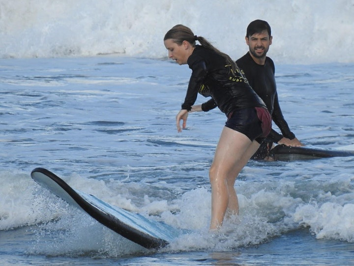 Yoga & Surf Retreat in Estoril, Portugal (4 Days) image