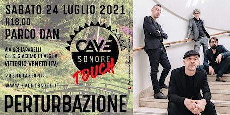 Cave Sonore Touch 2021 biglietti
