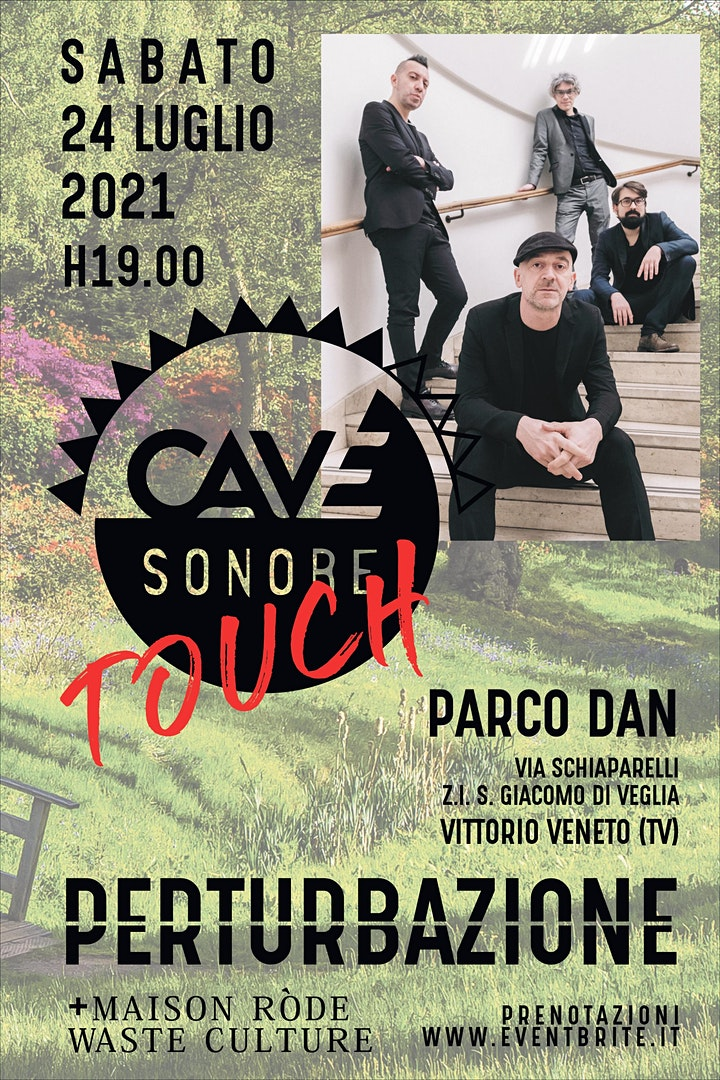 Immagine Cave Sonore Touch 2021