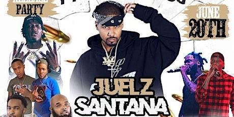 Juelz Santana In  New Orleans tickets