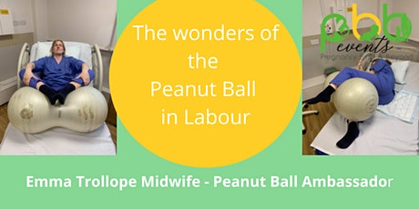 The Wonder of the Peanut ball in labour tickets