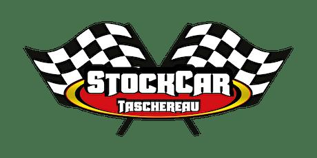 Stock car Taschereau billets