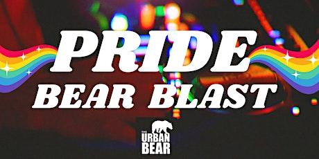Urban Bear presents NYC PRIDE BEAR BLAST @ The Brass Monkey tickets