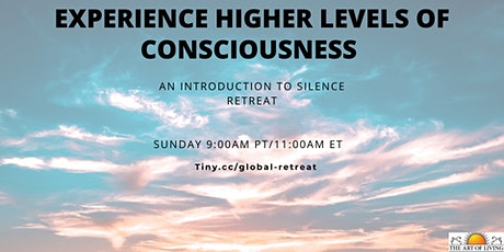 Experience Higher level of consciousness tickets