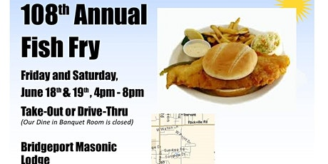 108th Annual Fish Fry tickets
