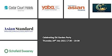 Celebrating Eid Garden Party tickets
